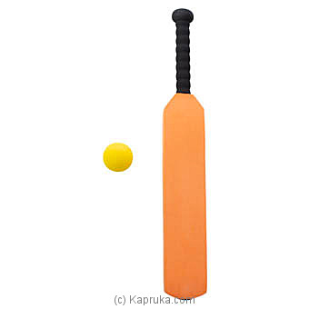 Kid`s Foam Bat And Ball By Brightmind at Kapruka Online forspecialGifts