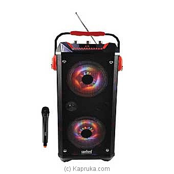 Sanford Rechargeable Portable Speakers (SF2263RPTS) By Sanford at Kapruka Online forspecialGifts