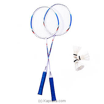 Badminton Racket with Blue Caseat Kapruka Online forspecialGifts