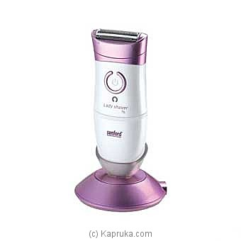Sanford Rechargeable Lady Shaver (SF1924LSR) By Sanford at Kapruka Online forspecialGifts