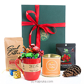 Coffee And Chocolate Hamper at Kapruka Online for specialGifts