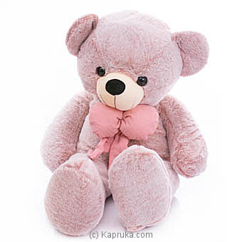 Pinkie Huggable Teddy (Big Teddy) at Kapruka Online for specialGifts