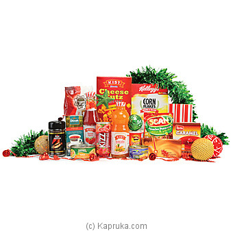Cargills Joy Hamper at Kapruka Online for specialGifts