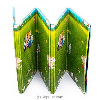 Children`s Foldable Mat By Brightmind at Kapruka Online forspecialGifts