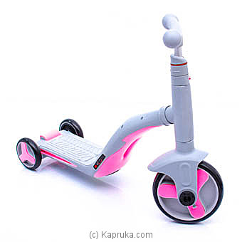 Honor Three In One Pink Children`s Bike By Brightmind at Kapruka Online forspecialGifts