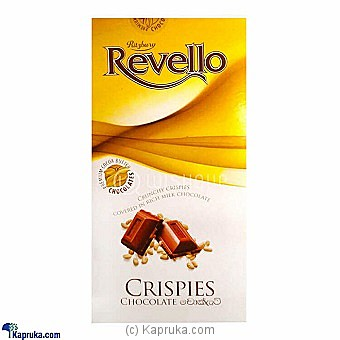 Ritzbuy Revello Crispies Chocolate By Revello at Kapruka Online forspecialGifts
