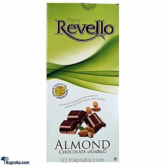 Ritzbury Revello Almond Chocolate By Revello at Kapruka Online forspecialGifts