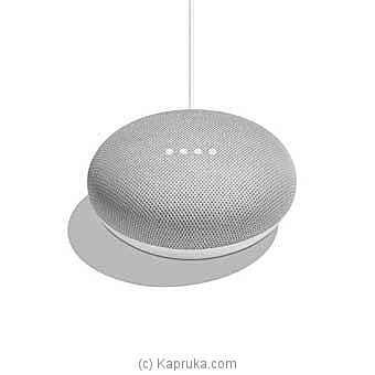 Google Home Mini  By GOOGLE at Kapruka Online forspecialGifts