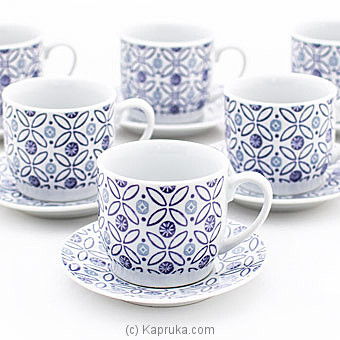 Cool Tea Cup Set By NA at Kapruka Online forspecialGifts