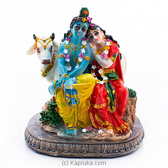 Lord Radha Krishna Statue By Habitat Accent at Kapruka Online forspecialGifts