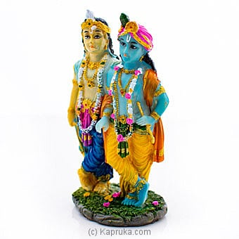Lord Rama And Lakshman Statue By Habitat Accent at Kapruka Online forspecialGifts