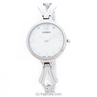 Citizen Silver Ladies Watch By Citizen at Kapruka Online forspecialGifts