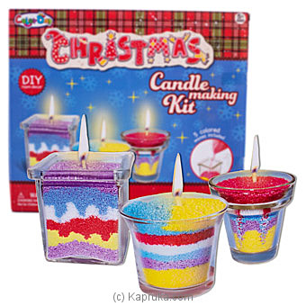 DIY Candle Making Kit By Brightmind at Kapruka Online forspecialGifts
