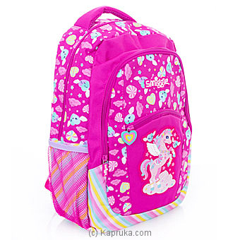 Smiggle Pink Classic Lite Bag By Smiggle at Kapruka Online forspecialGifts