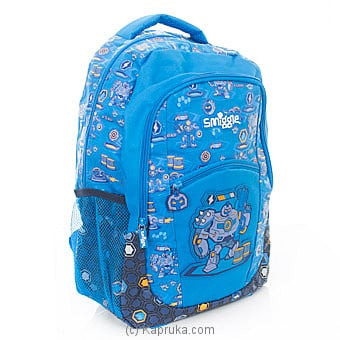 Smiggle Blue Classic Lite Bag By Smiggle at Kapruka Online forspecialGifts