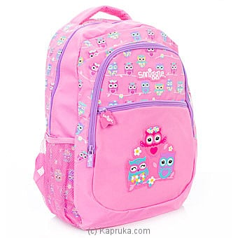 Smiggle Light Pink Classic Lite Bag By NA at Kapruka Online forspecialGifts