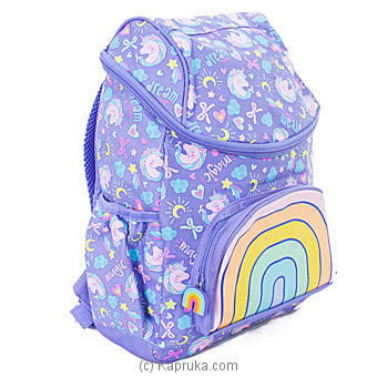 Smiggle Purple Hood Bag By Smiggle at Kapruka Online forspecialGifts