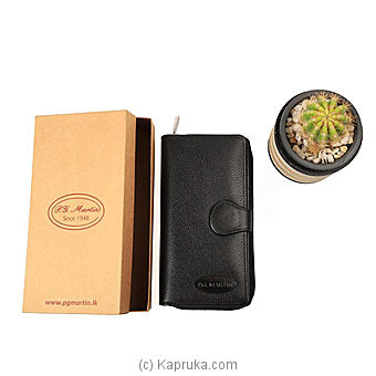 P.G. Martin 10 Ladies Wallet By P.G MARTIN at Kapruka Online forspecialGifts