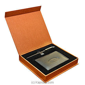 P G Martin Business Card Holder with Pen By P.G MARTIN at Kapruka Online forspecialGifts