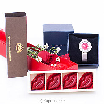 Cupid Touch Gift Setat Kapruka Online forspecialGifts