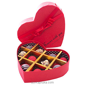 Java Forever With You Assorted 10 Piece Chocolate Box By NA at Kapruka Online forspecialGifts