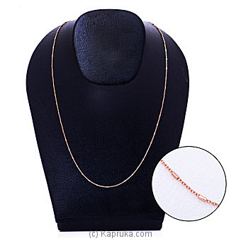 Vogue 18K Gold  Chain By Vogue at Kapruka Online forspecialGifts