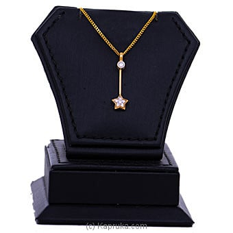 18kt Gold Pendant With Diamonds (P468-2) By Mallika Hemachandra Jewellers at Kapruka Online forspecialGifts