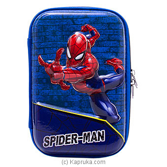 Blue Spider Man Pencil Case By NA at Kapruka Online forspecialGifts
