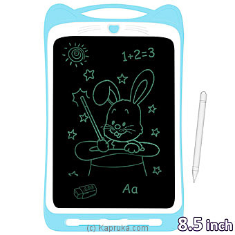 Children`s LCD Writing Tablet - Blue By Brightmind at Kapruka Online forspecialGifts