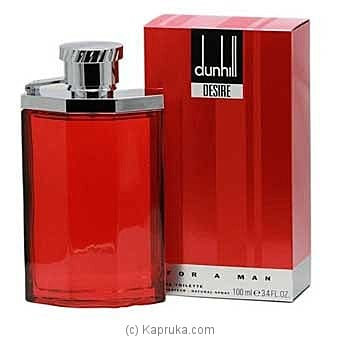Dunhill Desire Perfume For Men 100 Ml By NA at Kapruka Online forspecialGifts