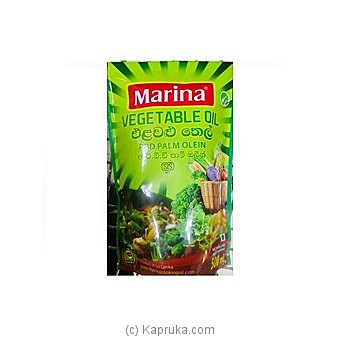 Marina Vegetable Oil (SUP) - 500 MLat Kapruka Online forspecialGifts