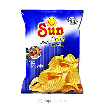 Sun Potato Chips Mix Masala 38Gmat Kapruka Online forspecialGifts