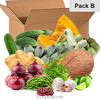 Vegetable Essentials - Pack Bat Kapruka Online forspecialGifts