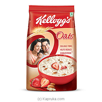 Kelloggs Heart To Heart Oats (450g) By Kelloggs at Kapruka Online forspecialGifts