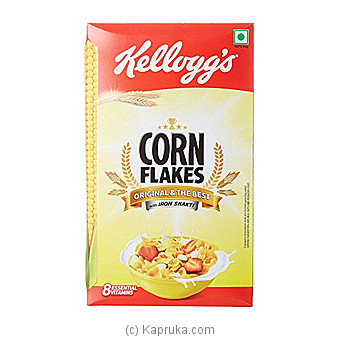 Kellogg`s Corn Flakes (475G) - Limit 2 per customer By Kelloggs at Kapruka Online forspecialGifts