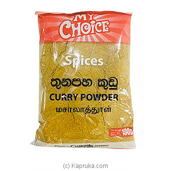 My Choice Curry Powder 100gat Kapruka Online forspecialGifts