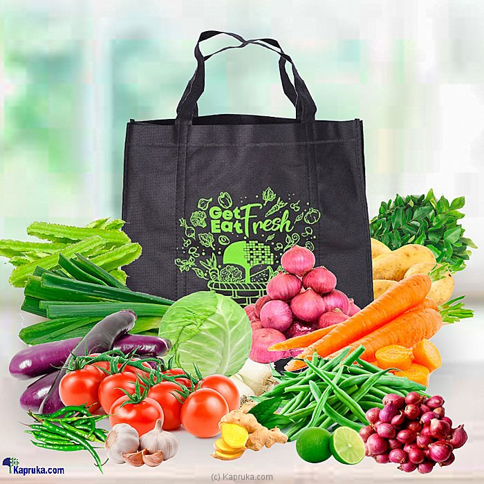 Vegetable Box ( Weeks Need For Small Family ) By Kapruka Agri at Kapruka Online forspecialGifts