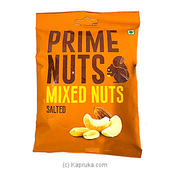 Prime Nuts Mixed Nuts Salted 100gat Kapruka Online forspecialGifts