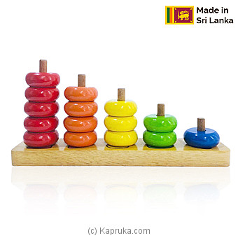 Stacking Color Counting By Sarvodaya at Kapruka Online forspecialGifts