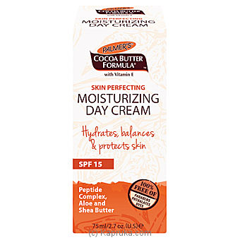Cocoa Moisturizing Day Cream 75ml By Palmers at Kapruka Online forspecialGifts