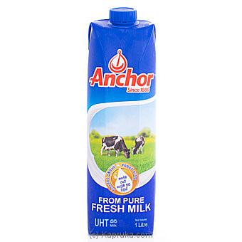 Anchor Fresh Milk- 1L By Anchor at Kapruka Online forspecialGifts