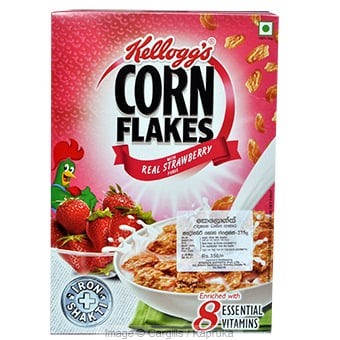 KELLOGGS ST BERRY CORN FLAKE - 275 GR at Kapruka Online for Foodcity