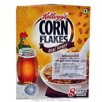 KELLOGGS HONEY CRNH FLAKE - 125 GR at Kapruka Online for Foodcity