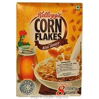 KELLOGGS HONEY CRUNCH FLK - 300 GR at Kapruka Online for Foodcity