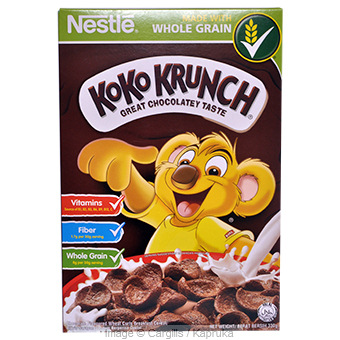 NESTLE KOKO KRUNCH - 330 GR at Kapruka Online for Foodcity