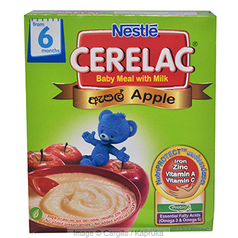 CERELAC WHEAT APPLE - 300GR at Kapruka Online for Foodcity