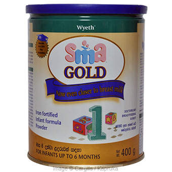 Sma Gold 1 Milk Powder 400 Gr At Kapruka Online