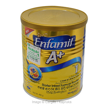ENFAMIL A+1 - 400GR at Kapruka Online for Foodcity
