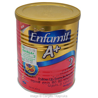 ENFAMIL A+2 - 400GR at Kapruka Online for Foodcity