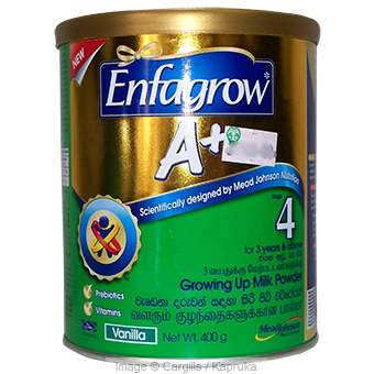 ENFAGROW A+4 - 400GR at Kapruka Online for Foodcity